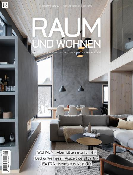 Raum und Wohnen   Cover
