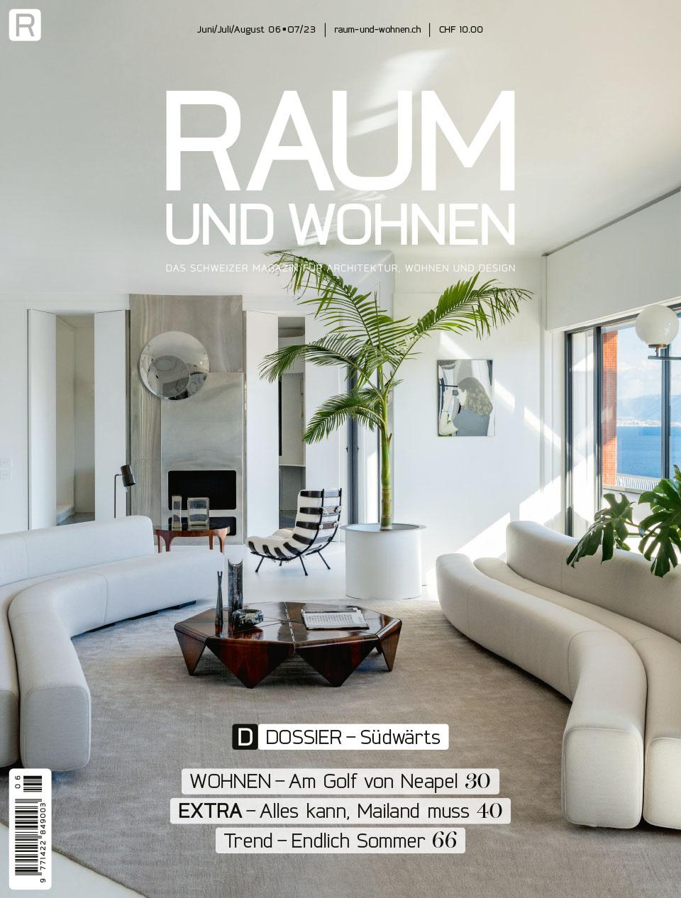 raum und wohnen wohnen architektur. Black Bedroom Furniture Sets. Home Design Ideas