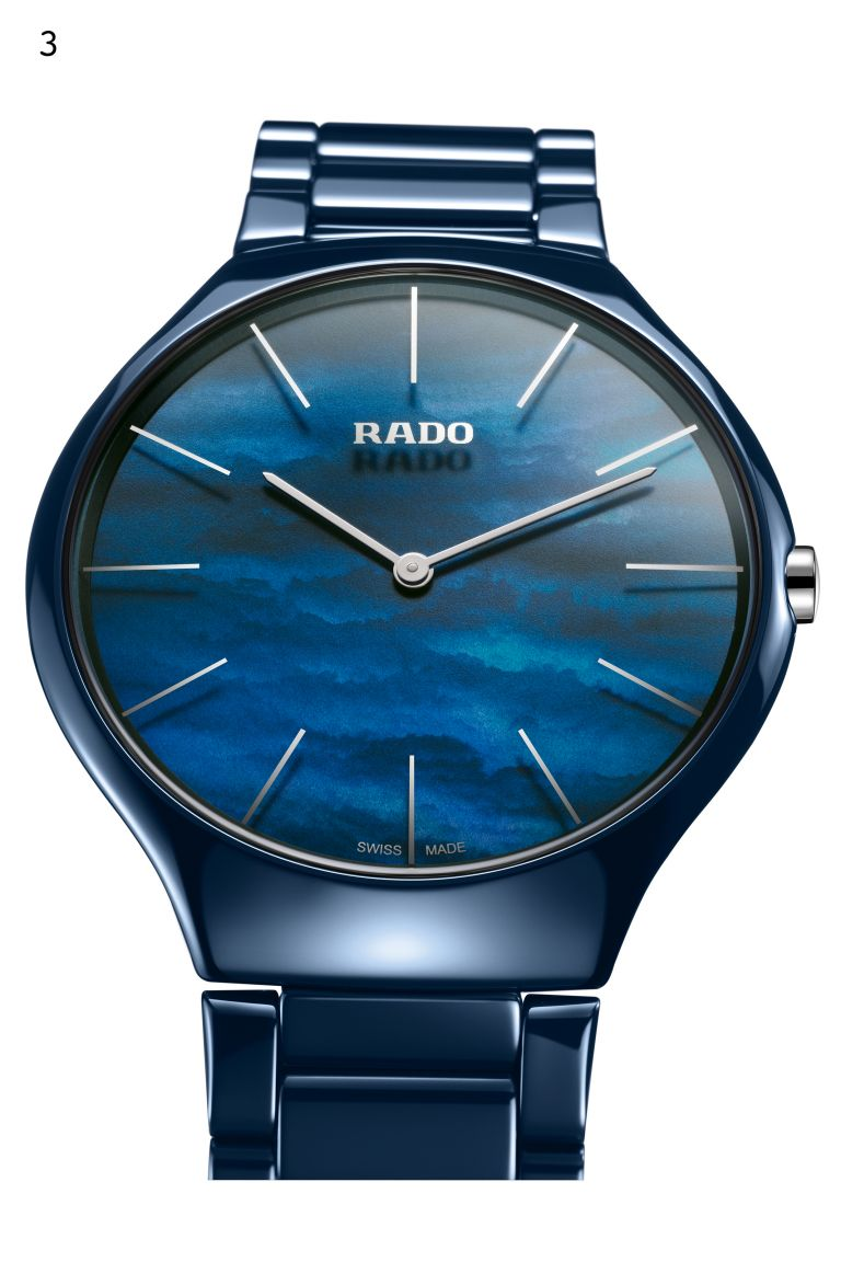 Uhr von Rado: «True Thinline Nature Collection»