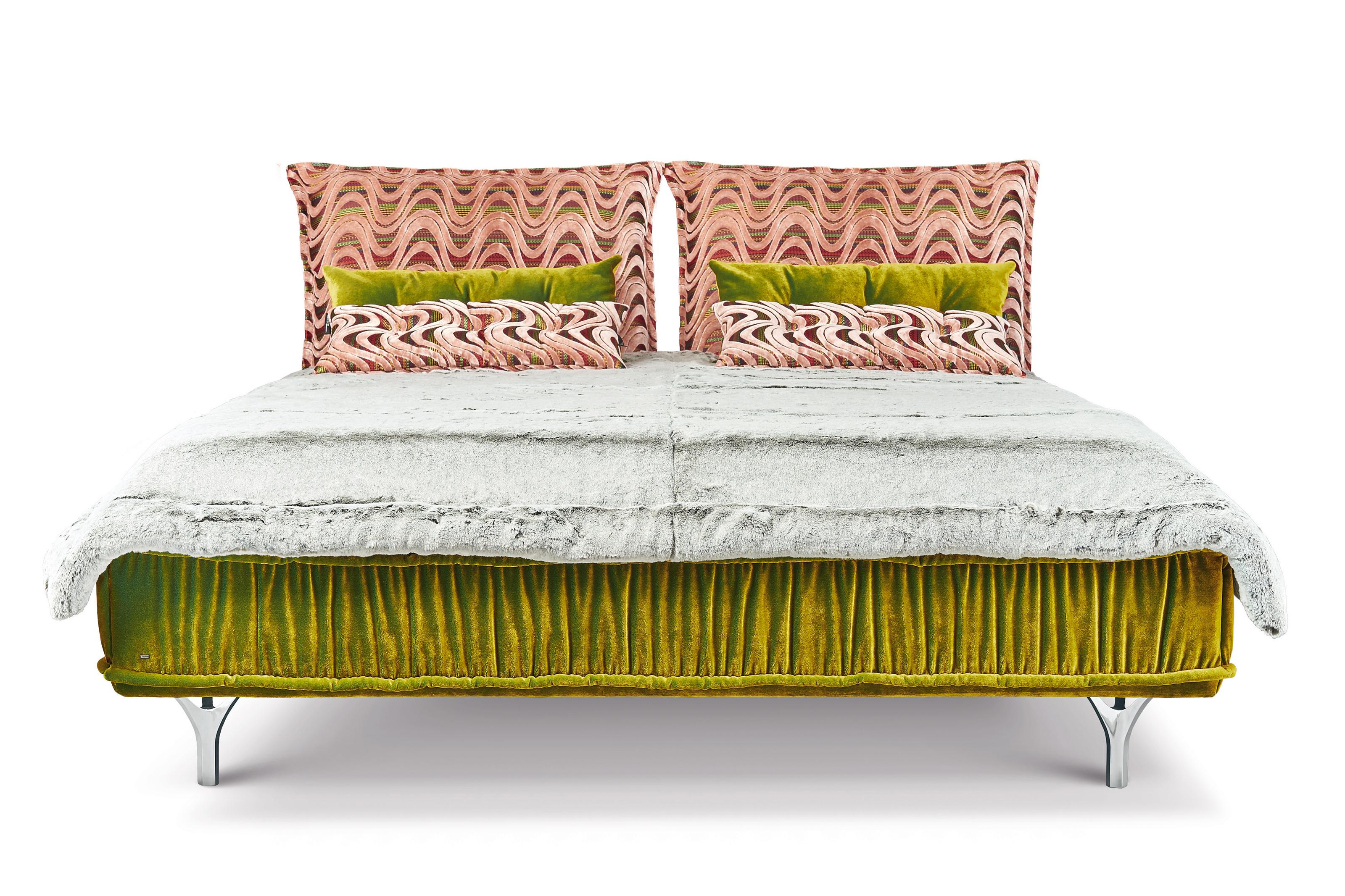 Hauptsache mit Köpfchen: Betten – Raum und Wohnen