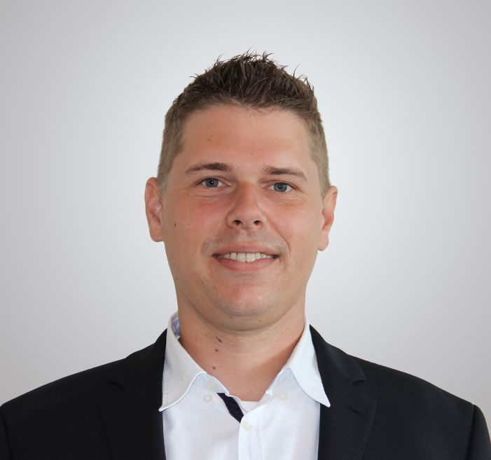 Marcel Hablützel, Head of Sales & Marketing